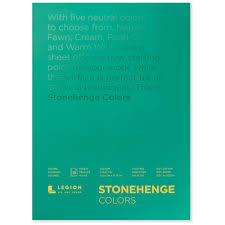 Stonehenge Fine Drawing Printmaking Paper Pads Jerry S Artarama