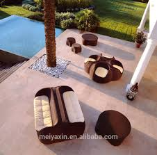 durable use waterproof garden set and hotel sofa outdoor furniture cushions