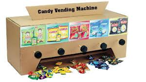 diy cardboard candy