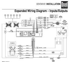 dual car stereo wiring diagram car stereo wiring diagram pioneer at Wiring Diagram For Head Unit