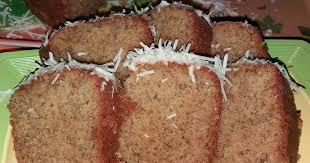 Resep Banana Sponge Cake Source Ricke Indriani Oleh Lina Agustiani