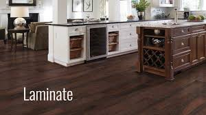 image of laminate floor vs hardwood floor cost