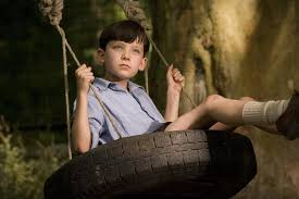 film education resources the boy in the striped pyjamas still image from the boy in the striped pyjamas bruno and the swing