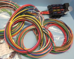rebel wire wire kits for real rods rebel wire v w bug deluxe wiring harness