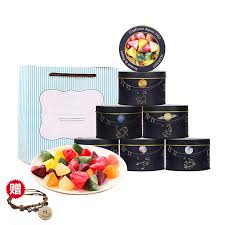france imported flo ferrolon 12 constellation sugar fruit flavor hard candy gift box to send friend birthday valentine s day gift three cans of