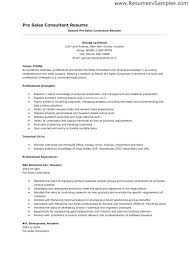 Leasing Consultant Resume Examples - Examples of Resumes