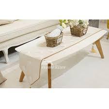 modern simple luxury table runner 72