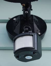 Outdoor Light Fixture Security Camera Security Lights That Detect Motion And Body Heat