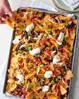 awesome chicken nachos
