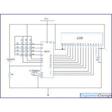 digital door lock circuit diagram circuit diagram