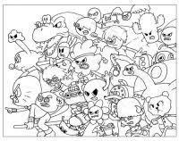 Disegni De Lo Straordinario Mondo Di Gumball Da Colorare