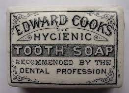 Old Shop Stuff   Edward-Cooks-Tooth-Soap-pot-lid-c1900-10 for sale ...