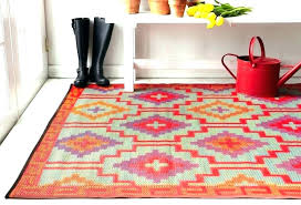 plastic rug runner recycled rugs mats image of outdoor carpet runners with spikes