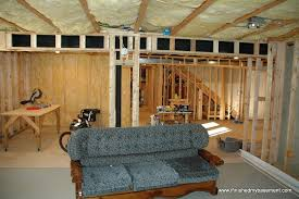 Basement Design Tool Inspiration Framing Basement Walls Design Preperation And Execution