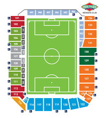 Sporting Kc Seating Chart Sports Facilities Visit Kc Sports Venues Soccer Fields