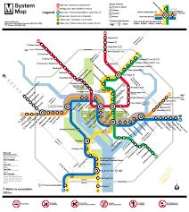 "future map washington dc ""silver line"" draft  transit maps"