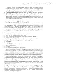 Chapter 3 Research Design Sample Chapter 3 Examples Of Effective Experiment Design And Data