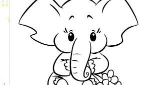 printable cartoon coloring pages cartoon elephant coloring pages cartoon elephant coloring pages elephant coloring pages printable