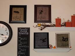 easy harry potter home decor ideas