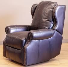 office recliners. Barcalounger Bristol II Recliner Chair Pearlized Black Leather Office Recliners A