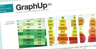 table chart design inspiration. 13. GraphUp Table Chart Design Inspiration O
