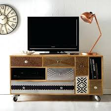wooden tv cabinet. Wood Television Cabinet Reclaimed Wheels Wooden Corner Tv Cabinets With Doors . Contemporary