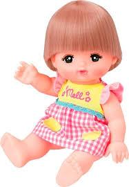 Игровой набор с <b>куклой Kawaii Mell</b> Милая Мелл Малышка, 26 см ...
