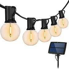 25feet solar string lights outdoor