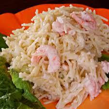 Shrimp Vermicelli Salad Recipe