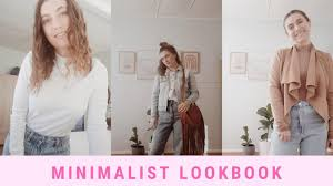 WINTER LOOKBOOK | A Week of Winter Outfits! Easy + Minimalist Style | CARLY  MORTON 🌈 - YouTube