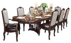 victoria palace 10 piece dining table set