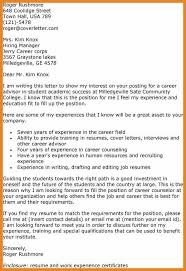 faculty application cover letter sample academic cover letter