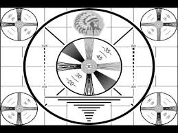 Indian Head Test Pattern Adorable Indian Head Test Pattern YouTube