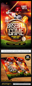 Baseball Design Templates Baseball And League Graphics Designs Templates