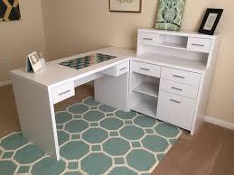 l shaped home office desks. Amazon.com - Monarch Hollow-Core \ L Shaped Home Office Desks