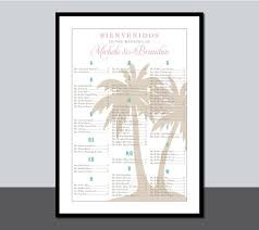 Beach Wedding Seating Chart Beach Wedding Seating Chart Sit Back And Relax Because We