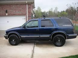 cr8390 1999 Chevrolet Blazer Specs, Photos, Modification Info at ...