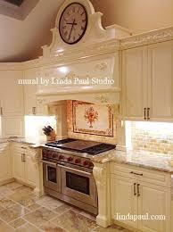 french country kitchen tile backsplash. french country kitchen with color me italian mural ceramic tile captivating backsplash u