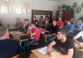 Футбол В Одессе начала обучение очередная группа слушателей по  11 мая очередная 10 я группа слушателей тренерских курсов начала обучение по программе С диплом ФФУ при Научно методическом комитете Федерации футбола