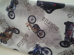 The Cross Country Quilt Shop Quest — Day 2: Fabric Junction in ... & Motorcycle Fabric from Fabric Junction Adamdwight.com