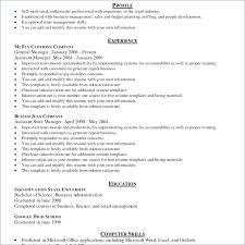 Emt Resume No Experience Igniteresumes Com