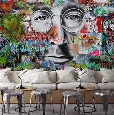 3d graffiti 92 wallpaper wall murals