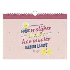 Familiekalender 2022 Mr Wonderful Hoe ...