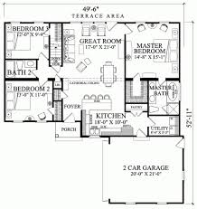 traditional ranch house plans lovely 1445 sq ft valleydale by william poole floor plan