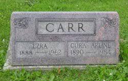 Cora Arline Fulton Carr (1890-1984) - Find A Grave Memorial