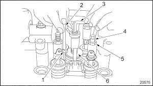 Series 50 Section 12 2 Valve Lash Injector Height Timing