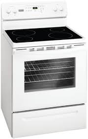 additional images frigidaire mff3025rw 220 volts electric range white smooth top