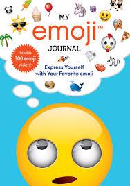 Emoji A Day A Daily Mood Flip Chart My Emoji Journal