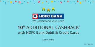 hdfcbank hdfc and no cost emi offer amazon in