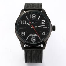 curren 8236 dial men fashion military stainless steel date sport curren 8236 dial men fashion military stainless steel